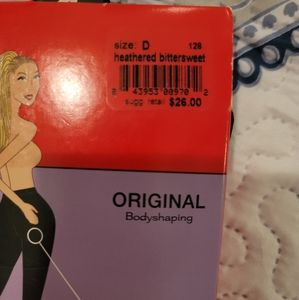 NWT SPANX Tights Size D Brown